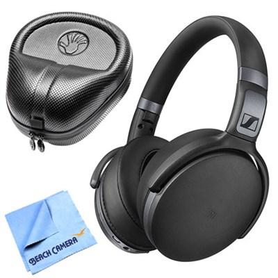 Bluetooth Active Noise Cancellation Headphones (HD 4.50 BT NC) w/ HardBody Case