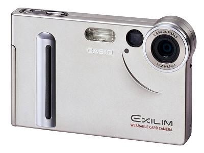 Exilim EX-S2 Digital Camera 1pc left