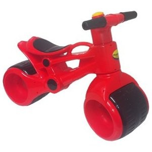 Plasma Bike Red