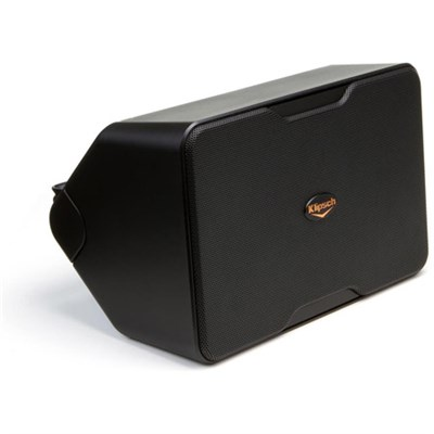 CP-6 Compact Performance Series Outdoor Bluetooth Speaker - Black
