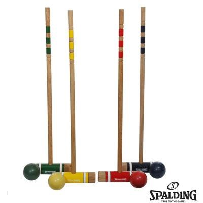 Spalding Recreational Series Croquet Set - SP357211