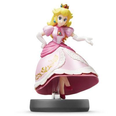 SuperMario amiibo Peach WiiU