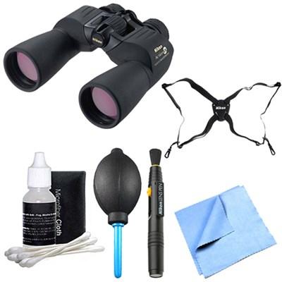 7245 10x50 Action Extreme ATB Binoculars Explorer Bundle