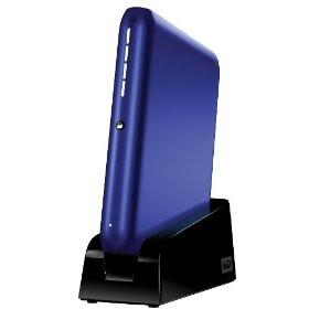 320GB Passport Elite External Hard Drive (Blue)