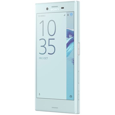 Xperia X Compact 4.6` Unlocked Smartphone - 32GB - Blue
