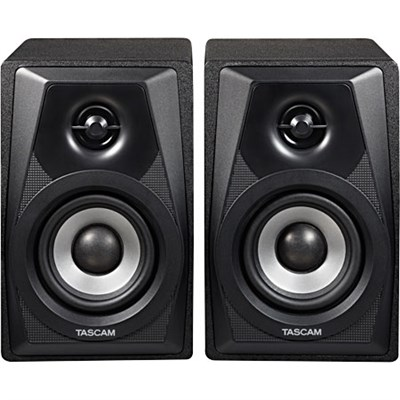 VL-S3 Two-Way 3` Powered Studio Monitors