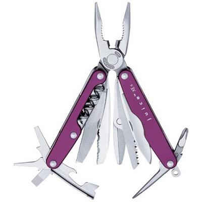 Juice XE6-Pocket Multi-Tool, Thunder Purple Box