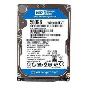 320GB Scorpio 7200PRM SATA Internal Hard Drive (Black)