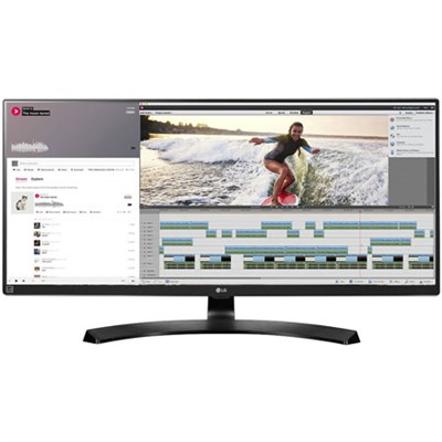 34UM88 Class 21:9 UltraWide WQHD IPS LED 34` Monitor