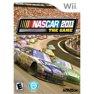 NASCAR The Game 2011 For Nintendo Wii