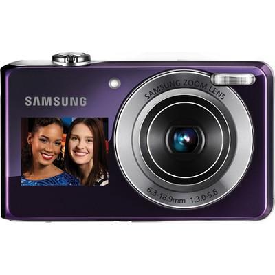 TL205 DualView 12MP 2.7` LCD Violet Digital Camera