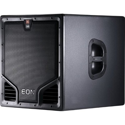 18` Portable Self-Powered Bass-Reflex Design Subwoofer