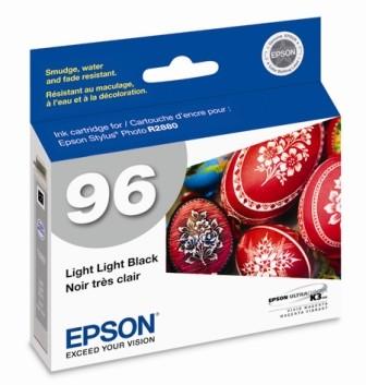 Light Light Black Ink Cartridge for Epson Stylus R2880