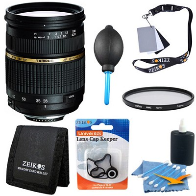 28-75mm F/2.8 SP AF Macro  XR Di LD-IF Lens Kit For Canon