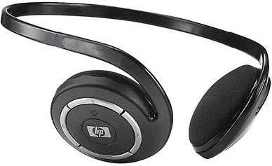 Bluetooth Stereo Headphones for iPAQ hx2000, hx4700, hw6500 series