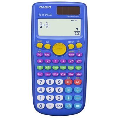 Fraction Scientific Calculator