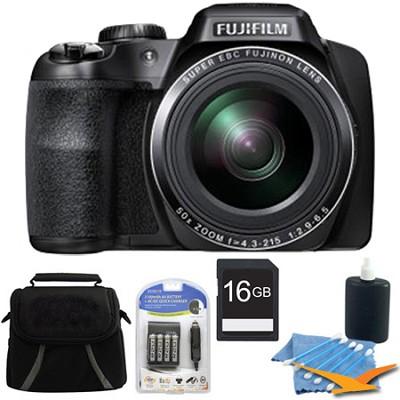FinePix S9200 Digital Camera 16GB Kit