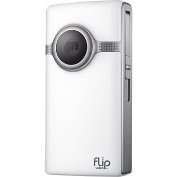 UltraHD 4GB Video Camera - 1 hr - White