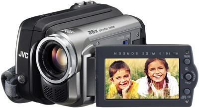 GRD870 High-Band Digital Video Camera with 35x Optical Zoom & Dual Recording