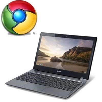 C740-C3P1 Intel Celeron 3205U Dual-core 1.50 GHz 11.6 LED Chromebook