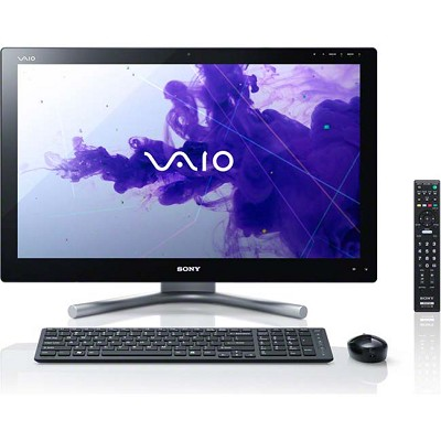 VAIO 24.0` Touchscreen SVL24112FXB Black Desktop PC - Intel Core i5-3210M Proc.
