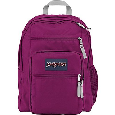 Big Student Backpack - Berry (TDN7)
