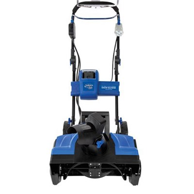 iON21SB-PRO 21` Cordless 1 Stage Snow Blower w/ Rechargeable 40-V 5.0Ah Battery