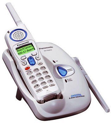 KX-TG2214W 2.4GHz Digital Cordless Phone