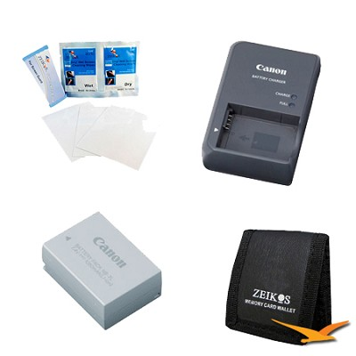 CANON TRAVEL POWER KIT FOR THE CANON POWERSHOT G12 & SX30