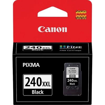 PG-240XXL Black Ink Cartridge for PIXMA MG2120, MG3120, MG4120, MX372 Printers