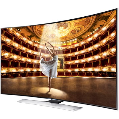 UN65HU9000 - 65 inch 4K 3D 120Hz 2160p Smart Curved TV Open Box 1 Year Warranty