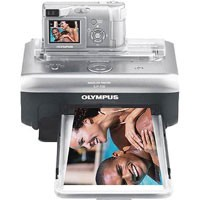 ImageLink D-555 Camera & ILP-100 Printer Kit - OPEN BOX