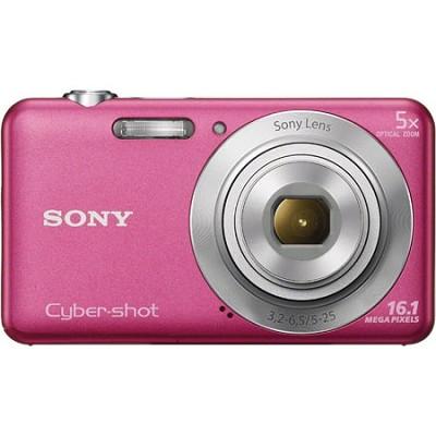 DSCW710 16 MP 2.7-Inch LCD Digital Camera - Pink - OPEN BOX