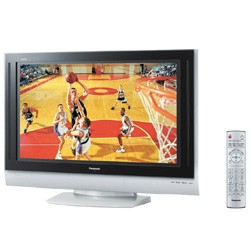 TH-42PX25U/P 42` Plasma HDTV with Built-In ATSC/QAM/NTSC Tuners / CableCARD Slot
