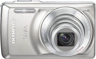 Stylus 7030 14MP 2.7` LCD Digital Camera (Titanium)