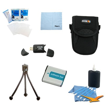 Value Accessory Kit for the Sony DSC-RX100