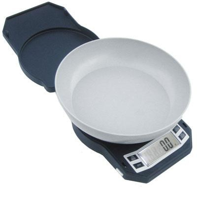 Compact Kitchen Bowl Scale