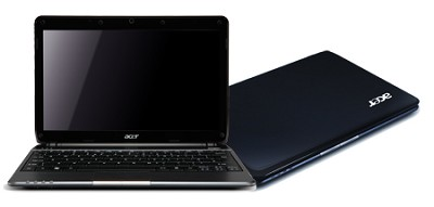 Aspire one 11.6 inch Notebook PC - Black (AS1410-2920)