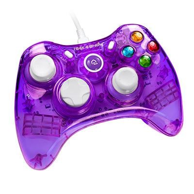 Rock Candy Wired Controller for PC, Cosmoberry (904-004-NA-PR)