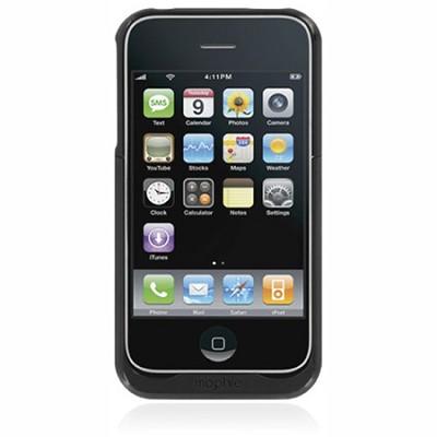 Juice Pack   iPhone 3G   Black REFURBISHED