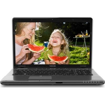 Satellite 17.3` P775-S7236 Platinum Notebook PC - Intel Core i7-2630QM Processor