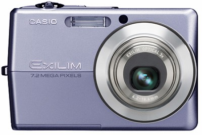 EX-Z700 7 MP with 3X Optical Zoom and Super Bright 'Hi-Res` 2.7` LCD (Blue)