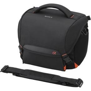 Alpha DSLR System Carrying Case with 2 Padded Dividers