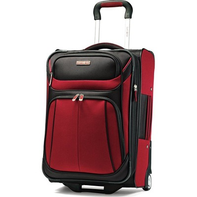 Aspire Sport Upright 21 Expandable Carry-On Bag - Red/Black