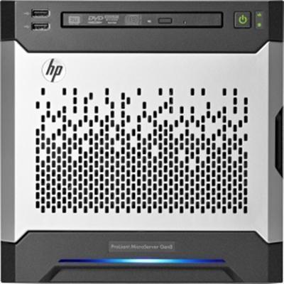 HP Micro Gen8 E3-1220v2 4x1TB