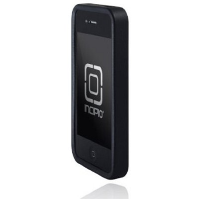 IPH-527 - NGP Case for iPhone 4 (Matte Black) (Fits AT&T iPhone)