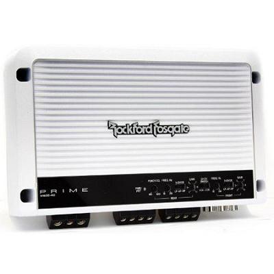 High Efficiency Class D Marine amplifier 100x4 at 4ohm