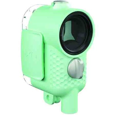 Outdoor Waterproof Shell Camera Case (Blue)
