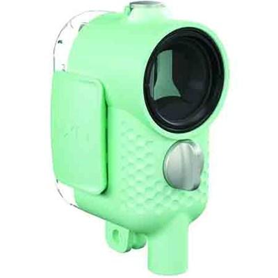 Outdoor Waterproof Shell Camera Case (Blue)
