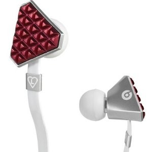 MHBTSIEGARDCT Lady Gaga Heartbeats High Performance In Ear Headphones (129477)